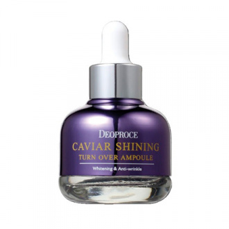 Deoproce, Сыворотка для лица Shining Turn Over Ampoule, 30 мл