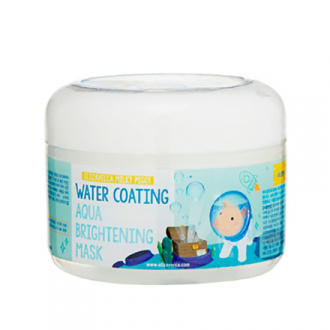 Elizavecca, Маска для лица Water Coating Aqua Brightening, 100 мл