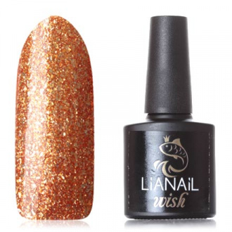 Гель-лак Lianail Wish BronzeShine №004