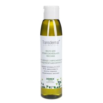Domix, Масло авокадо с жиросжигающим комплексом Transdermal Cosmetics, 136 мл