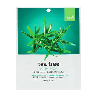 Bergamo, Маска Tea Tree, 28 мл