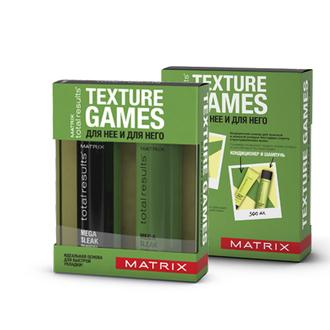 Matrix, Набор Тotal Results Texture Games