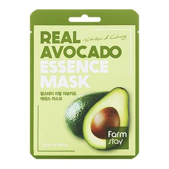 FarmStay, Маска для лица Real Avocado, 23 мл