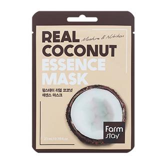 FarmStay, Маска для лица Real Coconut, 23 мл