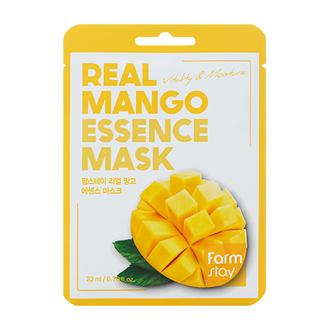 FarmStay, Маска для лица Real Mango, 23 мл