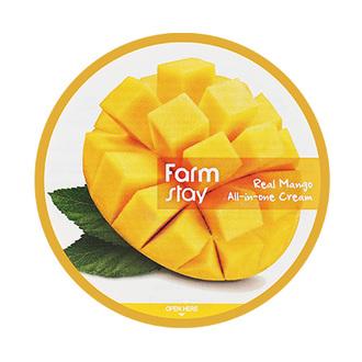 FarmStay, Крем All In One с экстрактом манго, 300 мл