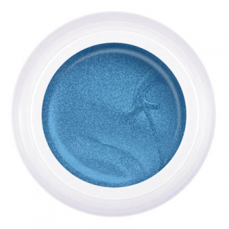 Patrisa Nail, Гель-краска «Паутинка», голубой металлик