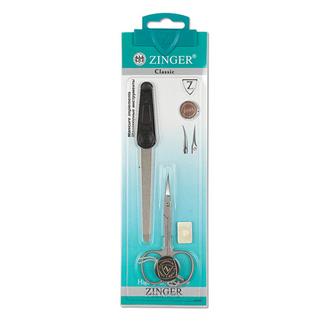 Zinger, Комплект маникюрный SIS-13