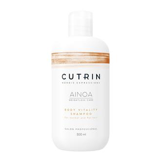 Cutrin, Шампунь Ainoa Body Vitality, 300 мл