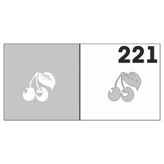 Airnails, Трафареты №221