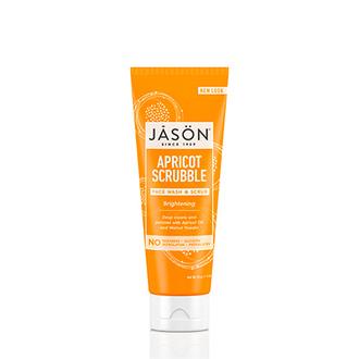 JASON, Скраб Apricot Brightening, 113 г