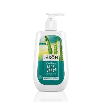 JASON, Гель Soothing Aloe Vera 98%, 227 г