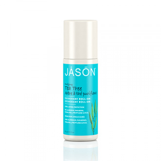 JASON, Шариковый дезодорант Tea Tree Oil, 89 мл