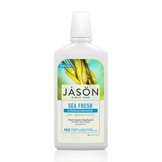 JASON, Ополаскиватель для рта Sea Fresh Strengthening, 473 мл