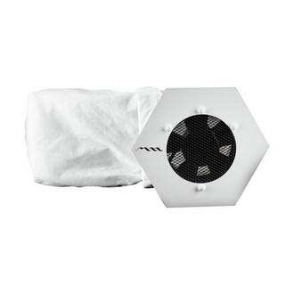 Max, Встраиваемый пылесос Ultimate 3.1, белый