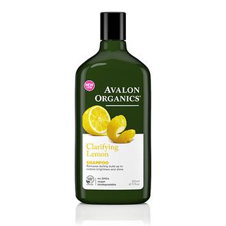 Avalon Organics, Шампунь Clarifying Lemon, 325 мл