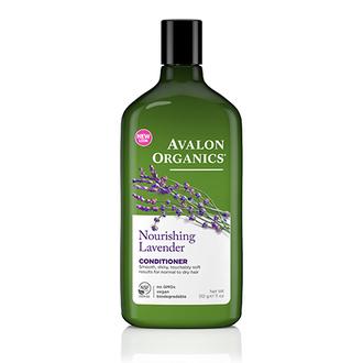 Avalon Organics, Кондиционер Nourishing Lavender, 312 г