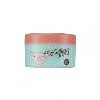 Нolika Holika, Ночная маска для лица Pig-Collagen jelly pack, 80 г