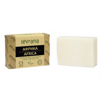 Levrana, Натуральное мыло «Африка», 100 г