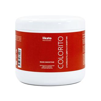 Likato, Маска-смузи Colorito, 500 мл