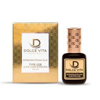 Dolce Vita, Клей для поресничного наращивания (type USB Ultra Super Bonding)