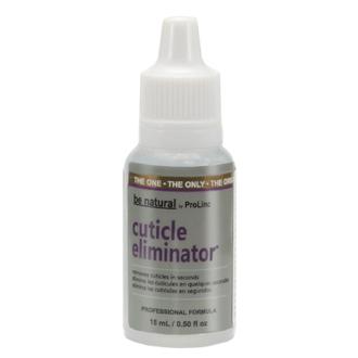 Be Natural, Средство для удаления кутикулы Cuticle Eliminator, 15 мл