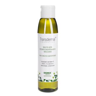 Domix, Масло для массажа Transdermal, сафлор, 136 мл