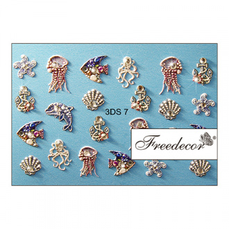 Freedecor, 3D-слайдер №S7