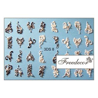 Freedecor, 3D-слайдер №S8