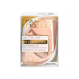 Tangle Teezer, Расческа Compact Styler Rose Gold Luxe