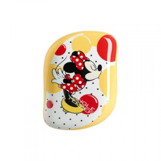 Tangle Teezer, Расческа Compact Styler Minnie Mouse Sunshine Yellow