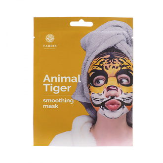 Fabrik Cosmetology, Маска для лица Animal Tiger