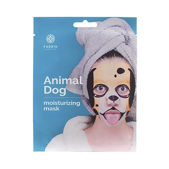 Fabrik Cosmetology, Маска для лица Animal Dog