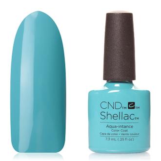 CND, цвет Aqua-intance