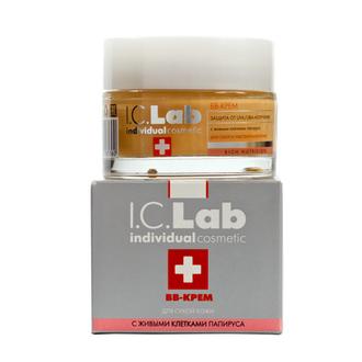 I.C.Lab Individual cosmetic, BB-крем для сухой кожи, 50 мл