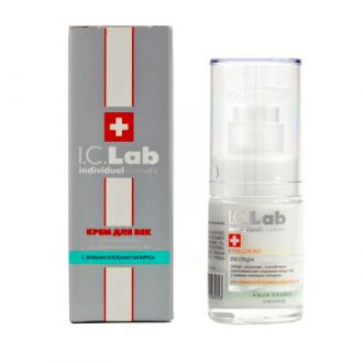 I.C.Lab Individual cosmetic, Крем для век, 15 мл