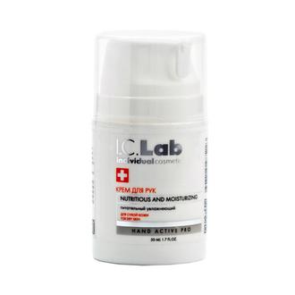 I.C.Lab Individual cosmetic, Крем для рук «Питательный и увлажняющий», 50 мл