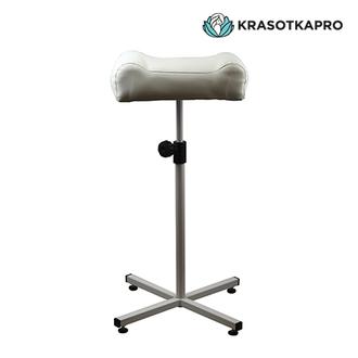KrasotkaPro, Подставка для ног с регулировкой наклона, белая