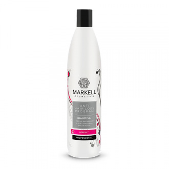 Markell, Шампунь Anti Hair Loss Professional, 500 мл