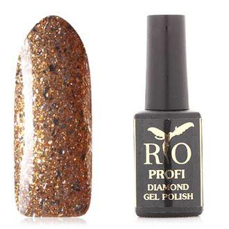 Rio Profi, Гель-лак Diamond №6, Солнечные блики