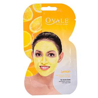 Ovale, Маска для лица Lemon, 15 г