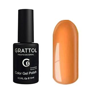 Гель-лак Grattol «Краски осени» №183, Yellow Orange
