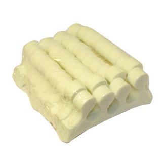 Severina, Разделители для пальцев, белые, 10 шт.
