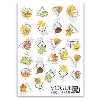 Vogue Nails, Слайдер-дизайн №162