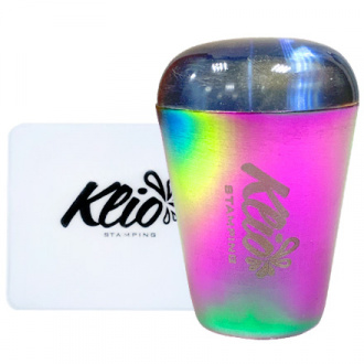 Klio Professional, Набор для стемпинга «Нарядный»