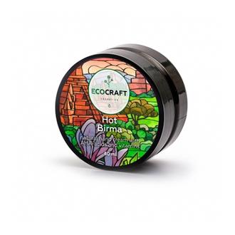 EcoСraft, Крем для рук Hot Birma, 60 мл