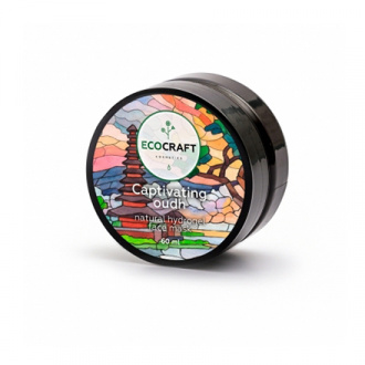 EcoСraft, Маска для лица Captivating oudh, 60 мл