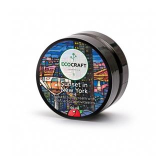 EcoСraft, Крем для рук Sunset in New York, 60 мл