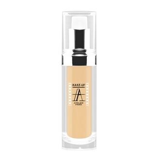 Make-up Atelier Paris, Тон-флюид водостойкий, тон 1Y, 30 мл