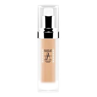 Make-up Atelier Paris, Тон-флюид перламутровый, тон V1, 30 мл
